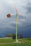 Finaciële ondersteuning voor natuurlijke windmolens