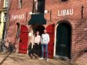 Afstuderen bij Libau